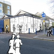 Gravesend Borough Market - proposed design