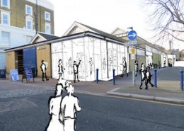 Gravesend Borough Market - Propsed Entrance thumbnail