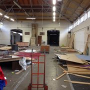 Gravesend Borough Market tear down