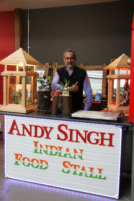 Andy Singh