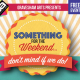 Something for the Weekend logo